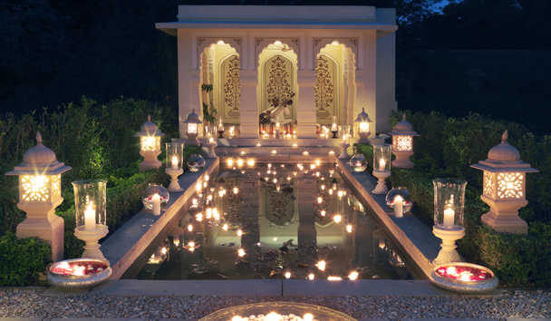 Rambagh Palace, Royal Jiva Spa, India