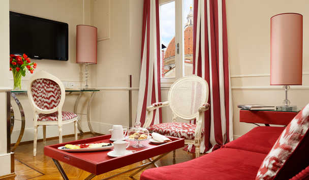 Hotel Brunelleschi: Bargello Suite