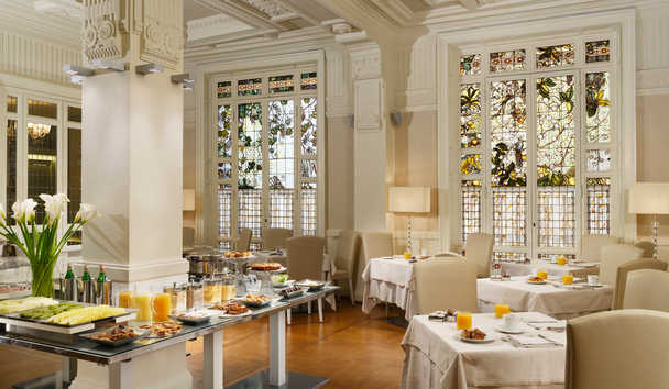 Hotel Brunelleschi: Breakfast