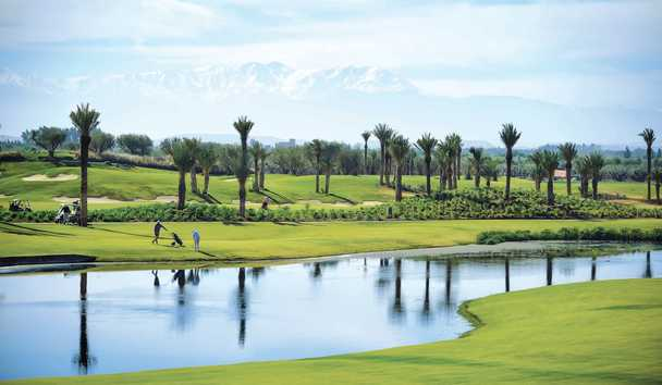 Fairmont Royal Palm Marrakech: Golf