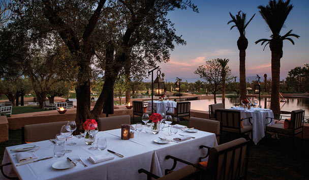 Fairmont Royal Palm Marrakech: Le Caravane