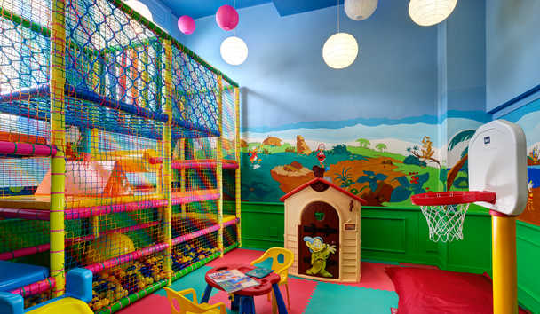 Royal Hotel Sanremo: Children's Play Room