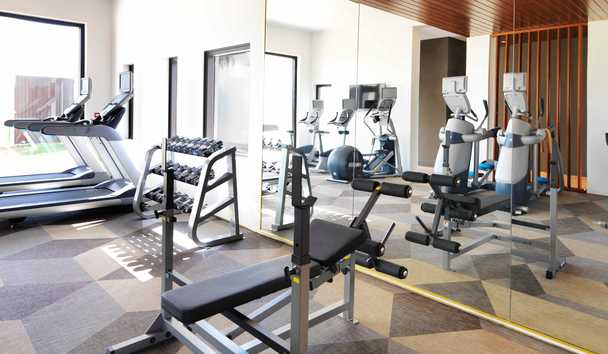 Al Baleed Resort Salalah by Anantara: Gym