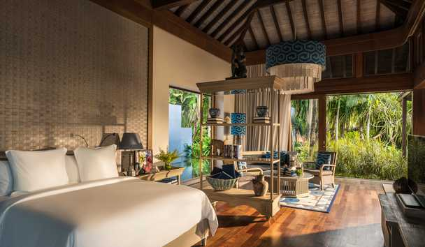 Four Seasons Resort Langkawi: Beach Villa with Plunge Pool
