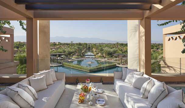 Mandarin Oriental, Marrakech: Royal Suite