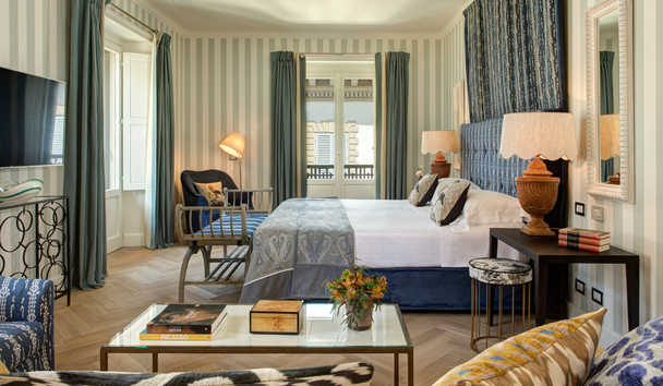 Hotel Savoy, a Rocco Forte Hotel: Presidential Suite