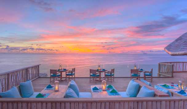 Soneva Fushi, Out Of The Blue Dining