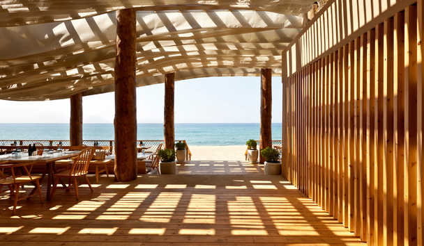The Westin Resort, Costa Navarino: Barbouni Restaurant