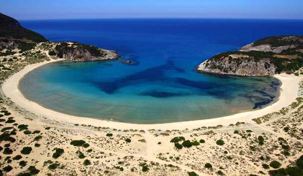The Westin Resort, Costa Navarino: Voidokilia Beach