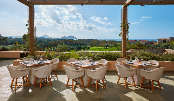 The Westin Resort, Costa Navarino: Flame Restaurant