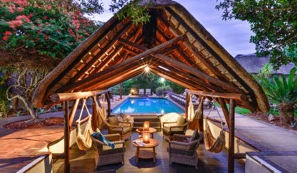 Shamwari Private Game Reserve, Lobengula Lodge Pool