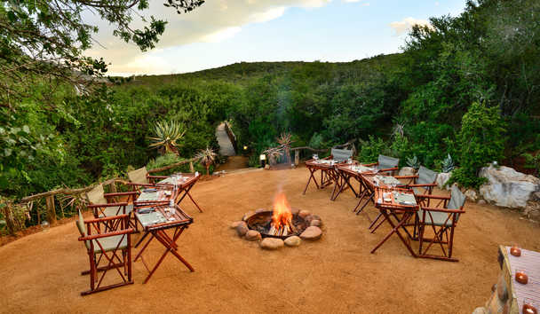 Shamwari Private Game Reserve, Boma