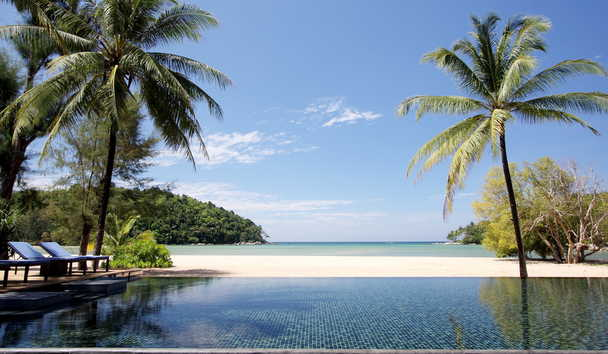 Anantara Layan Phuket Resort: Beach