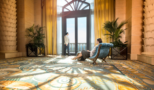 Atlantis, The Palm: Signature Suite