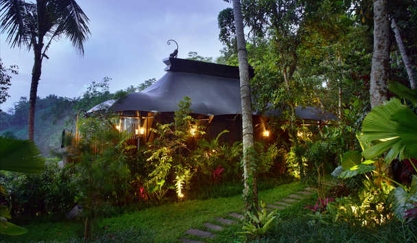 Capella Ubud: Rainforest Retreats Exterior