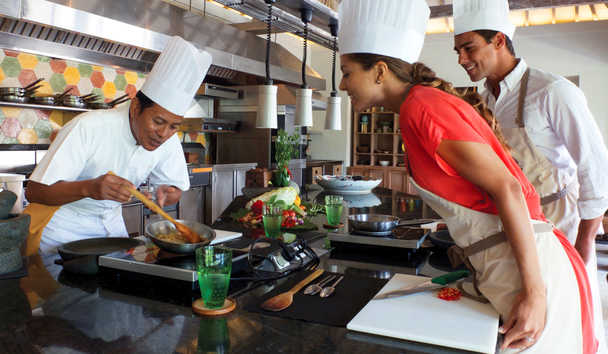 Four Seasons Resort Bali at Jimbaran Bay: Cooking Academy