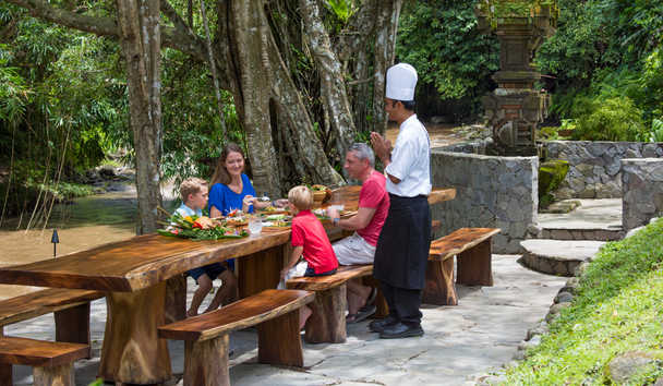 Four Seasons Resort Bali at Sayan: Sokasi Family Cooking Experience
