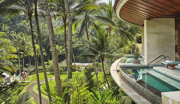 Four Seasons Resort Bali at Sayan: Spa