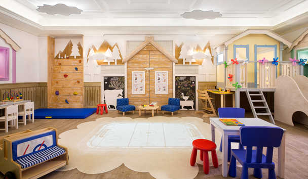 Cristallo, A Luxury Collection Resort & Spa: Kids Club