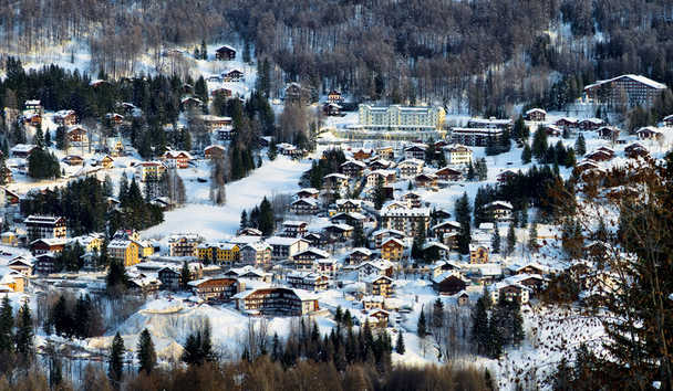 Cristallo, A Luxury Collection Resort & Spa: Cortina d'Ampezzo