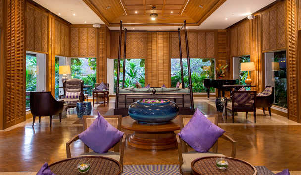 Santiburi Koh Samui: The Lounge