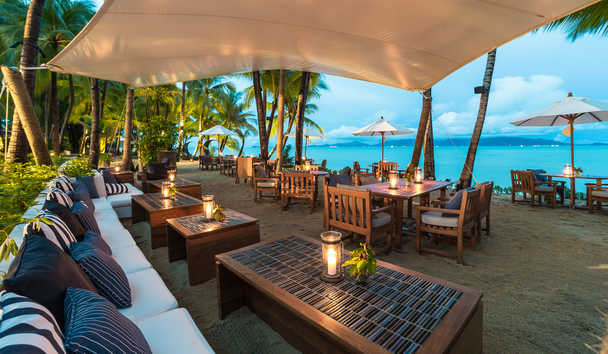 Santiburi Koh Samui: The Beach House
