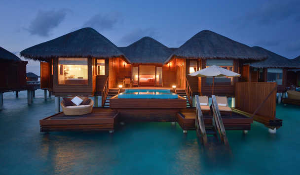 Huvafen Fushi: Ocean Bungalow with Pool