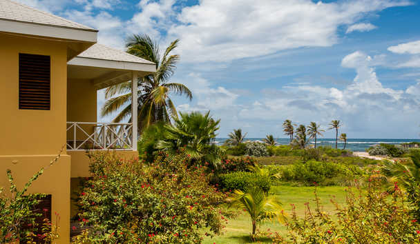 Nisbet Plantation Beach Club: Gardens