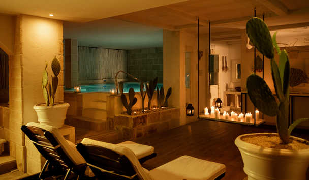 Canne Bianche : Spa