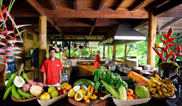 Pacuare Lodge: Dining