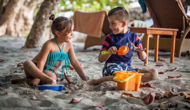Arenas Del Mar: Family Beach Activites