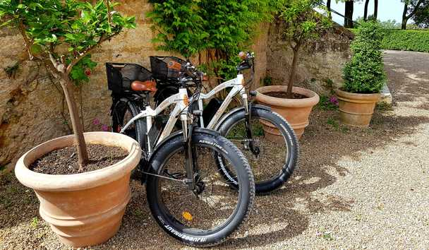 Borgo Pignano: Bicycles