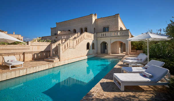 Borgo Egnazia: Villa Swimming Pool
