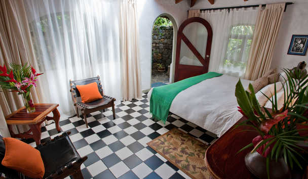 Finca Rosa Blanca Coffee Plantation Resort: Las Aves room