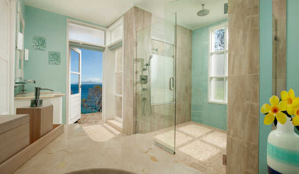 The Liming, Bequia: Bathroom