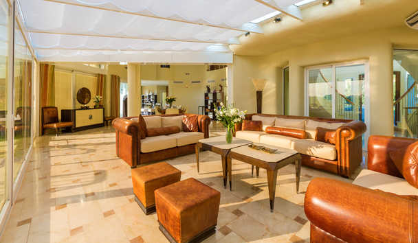 Villa El Cid: Living Area