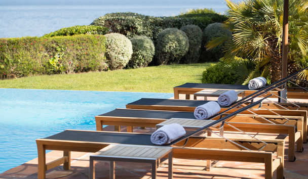 La Reserve Ramatuelle Hotel Spa & Villas: Swimming Pool