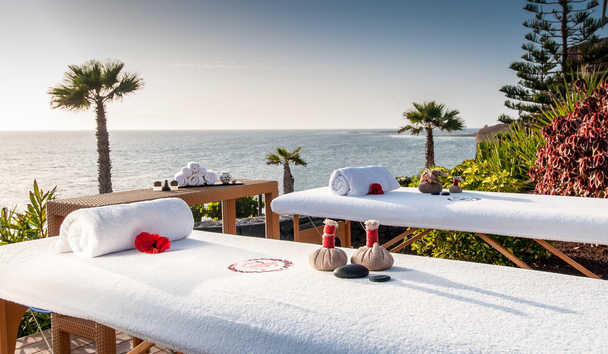 Sheraton La Caleta Resort & Spa: Spa