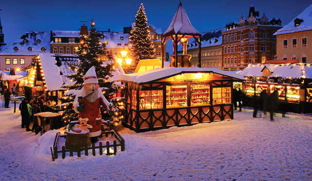 CHRISTMAS MARKETS LATE AVAILABILITY