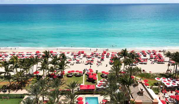 Acqualina Resort & Spa On The Beach: Exterior View