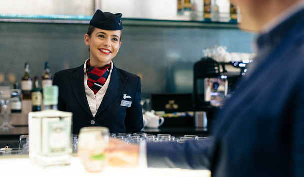 British Airways: Service