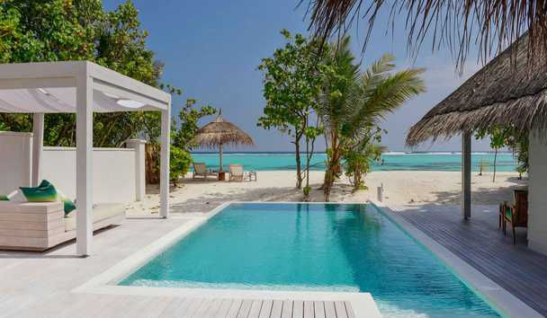 Kanuhura: Retreat Beach Pool Villa