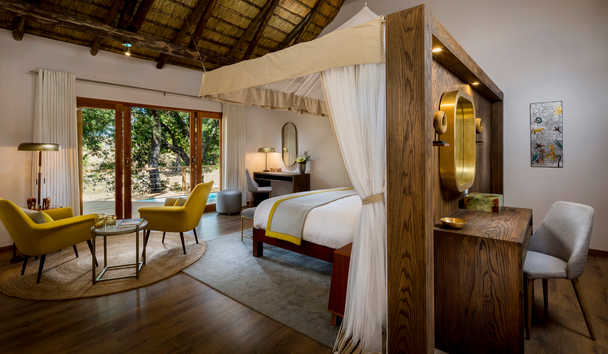 Ulusaba Private Game Reserve: Safari Lodge Suite