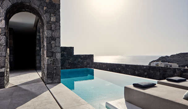 Canaves Oia Epitome: One Bedroom Pool Villa