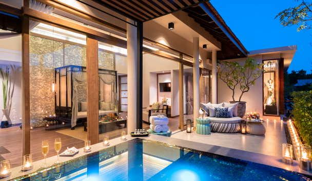 The Sarojin: Jacuzzi Pool Suite