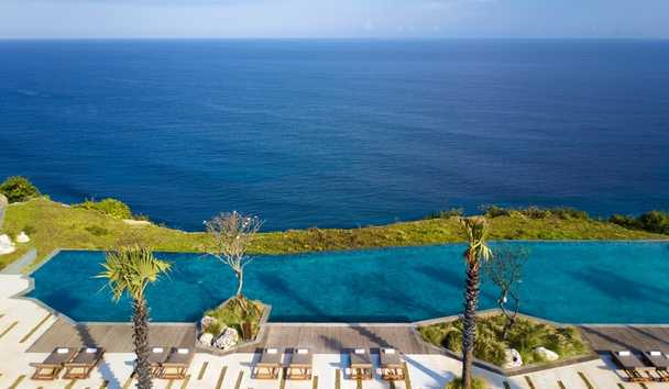 Six Senses Uluwatu: Infinity Pool
