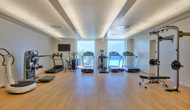 Santa Marina Resorts & Villas, A Luxury Collection Resort: Fitness Suite