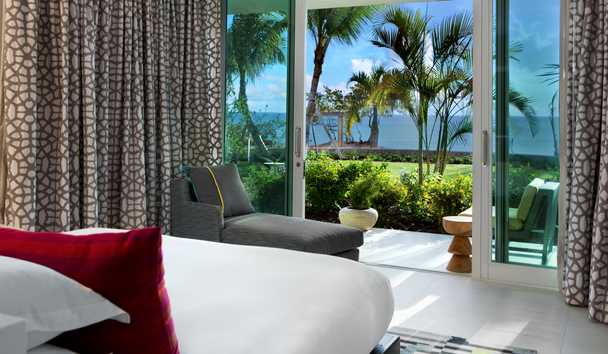 Kimpton Seafire Resort & Spa: Beachfront Bungalow