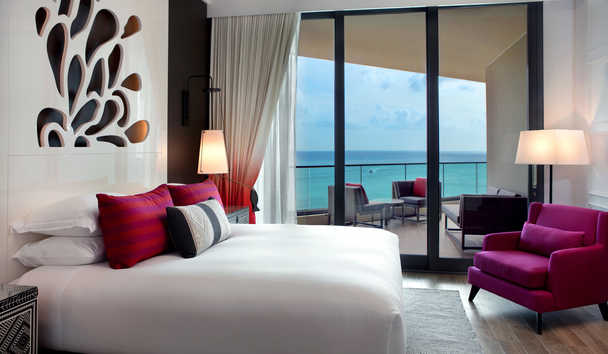 Kimpton Seafire Resort & Spa: Oceanview Suite
