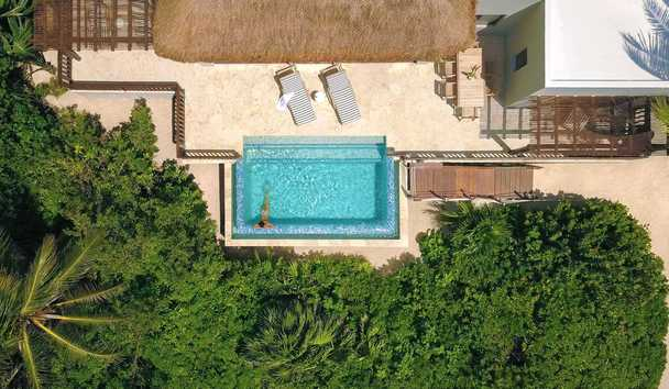 Fairmont Mayakoba, Riviera Maya: Private Swimming Pool